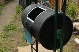 Rotating Drum Composter