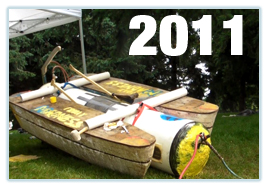 Silly Boat 2011